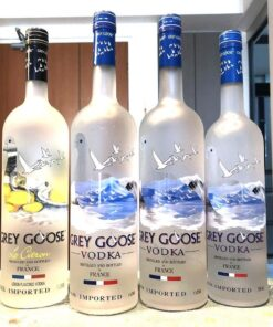 Grey Goose Vodka 1000 ml